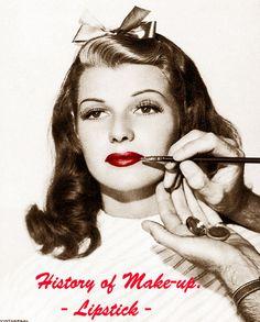 تاریخچه وسایل زیبایی و آرایشی